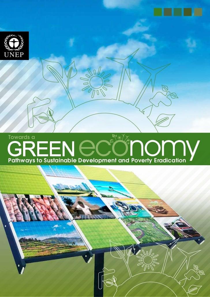 Towards aPathways to Sustainable Development and Poverty Eradication