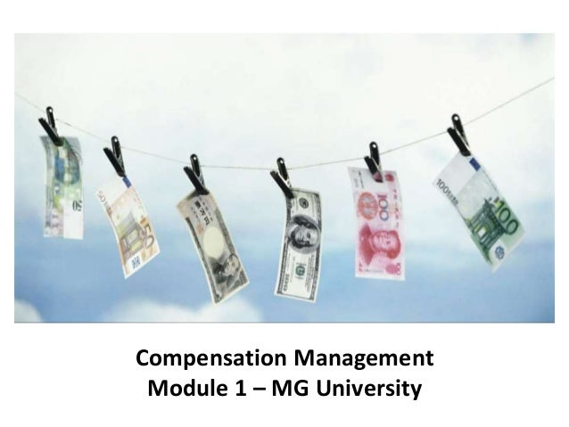 compensation management in universities Online certificates for compensation professionals: program information find out about online compensation in human resource manager courses and in which certificate programs they're most.