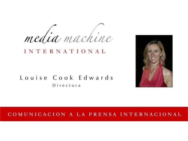 <ul><li>Louise Cook Edwards </li></ul>
