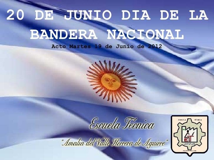 Glosas Acto 20 De Junio Escuela Secundaria | MEJOR CONJUNTO DE FRASES