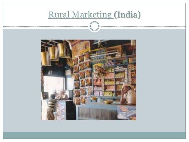 Rural Marketing (India)