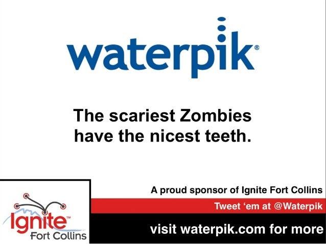 Ignite Fort Collins - Sponsor Slides for Ignite Fort Collins 14 - June 14, 2013