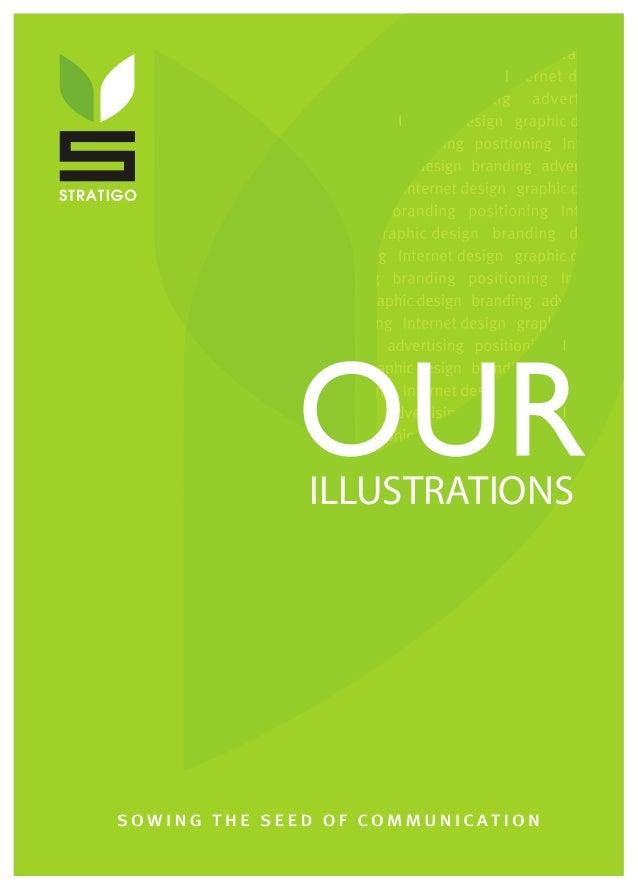 Stratigo - Illustrations and Icons, Collection