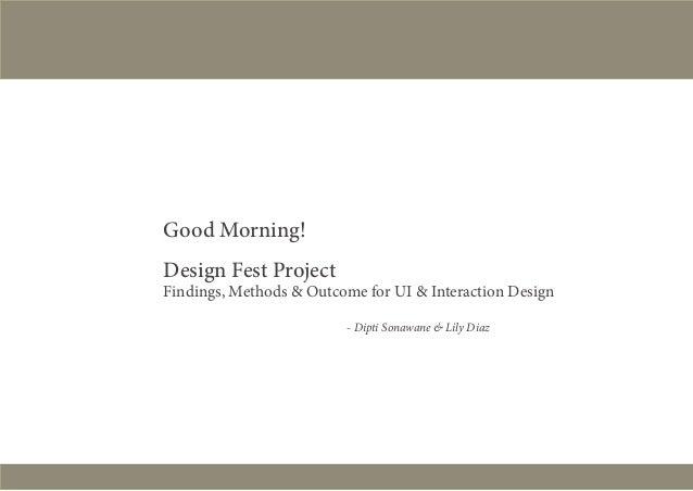 3D UI & UX for Innofactor