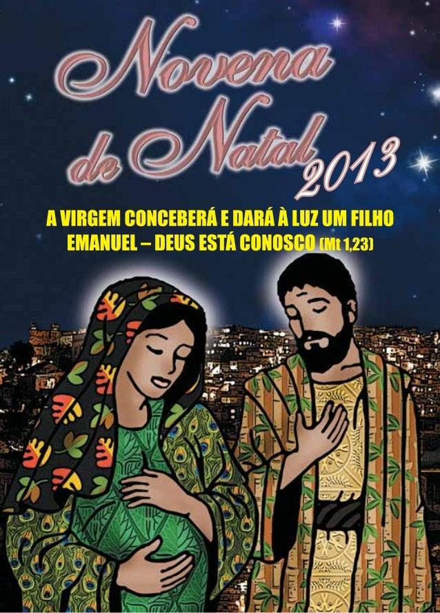 Novena de Natal 2013 - Arquidiocese de Vitória