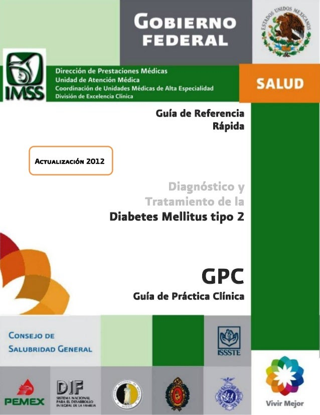 GUIA DE REFERENCIA RAPIDA DE DIABETES MELLITUS 2