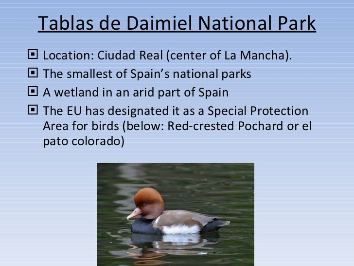 001 national parks of spain 2nd part
