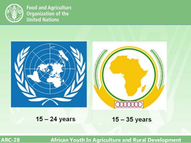 ARC-28 African Youth In Agriculture and Rural Development