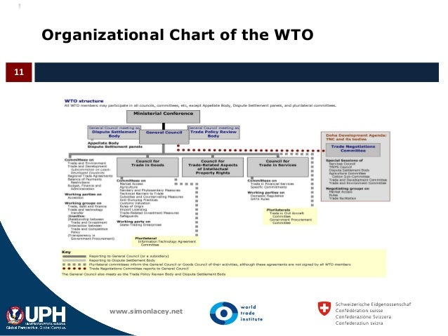 What are the WTO terms and conditions?