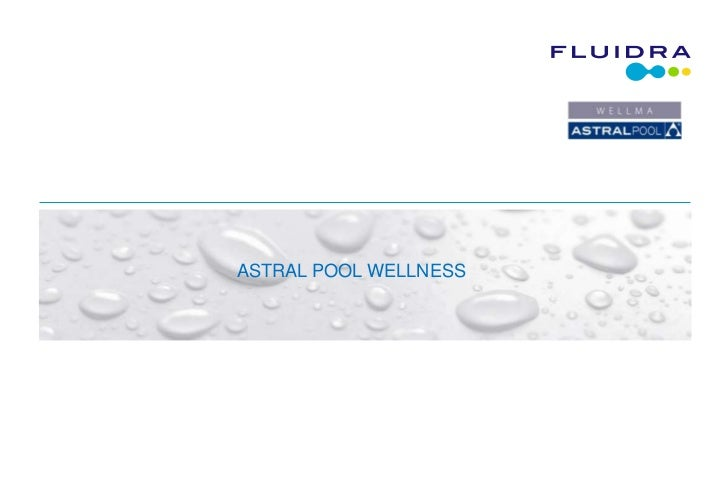 Astralpool Wellness Range