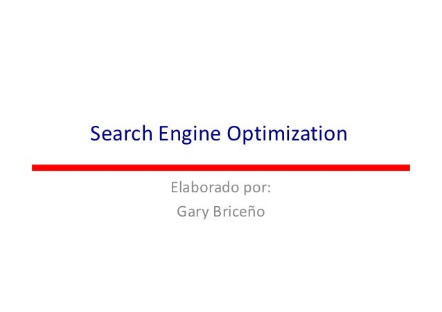 CAP 3: SEO - Keywords Research