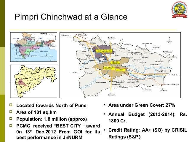Pimpri Chinchwad Municipal Corporation Brts Project