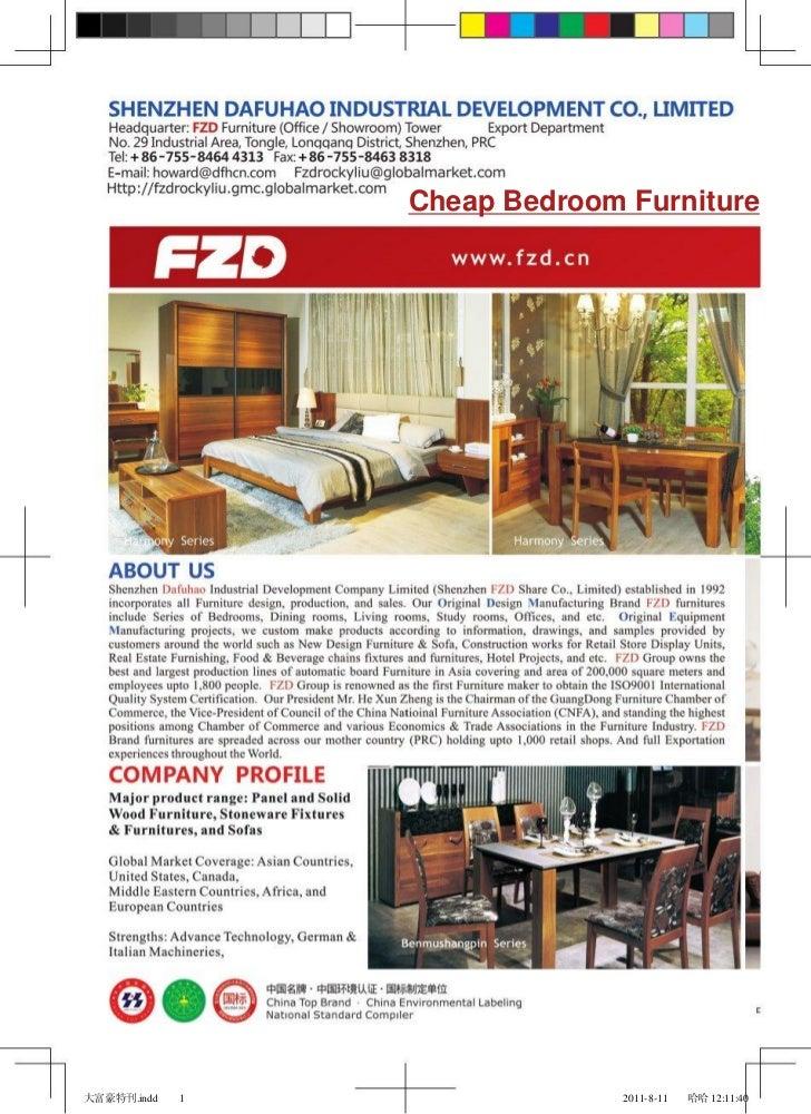 Cheap Bedroom Furniture大富豪特刊.indd   1                 2011-8-11   哈哈 12:11:40