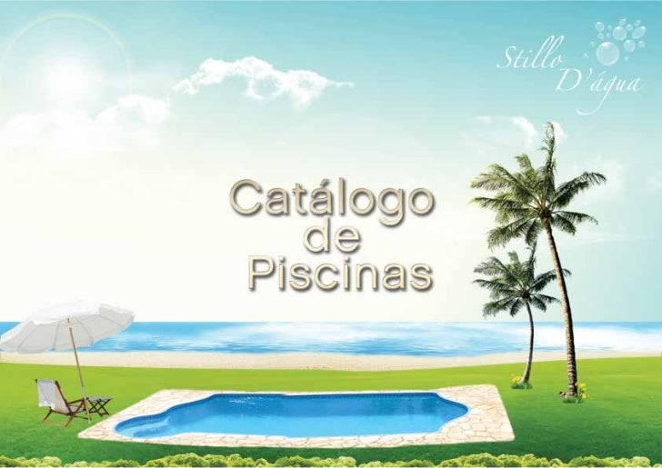 Stillo d 39 gua cat logo de piscinas - Catalogo de piscinas ...