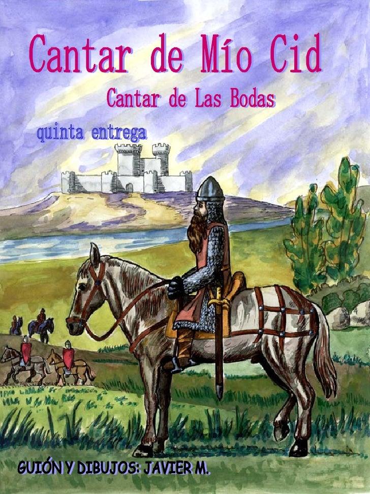 005 Poema De MíO Cid, Cantar De Las Bodas 3, 1995