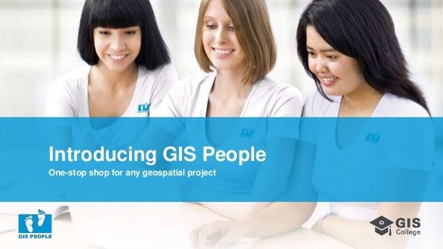 GIS People 2014