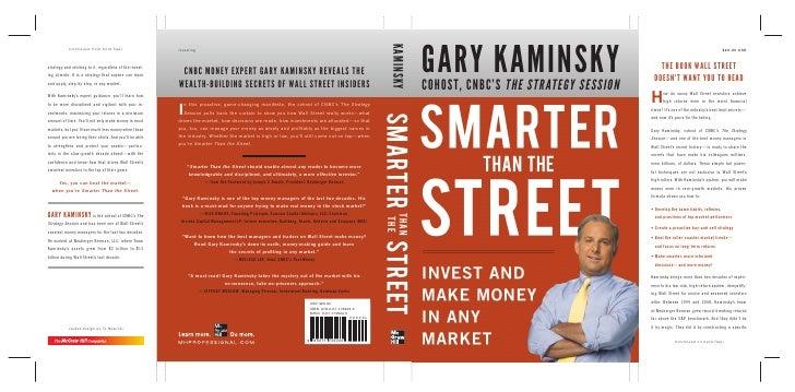 Smarter than the Street by Gary Kaminsky
