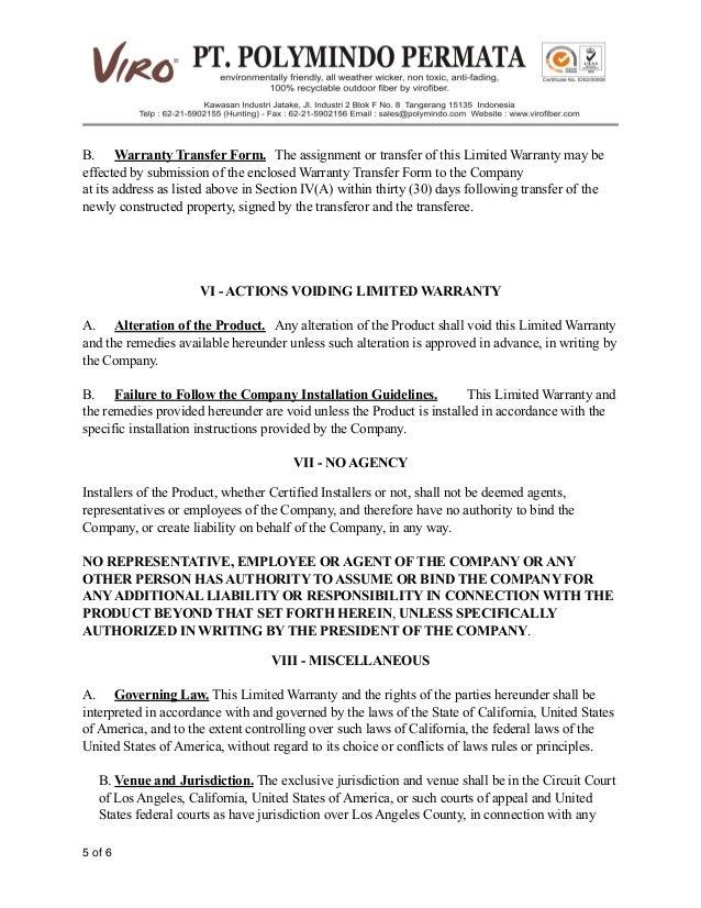 Warranty Clerk Cover Letter