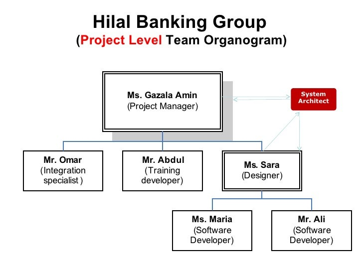 00 Abcd Group Project Team Organogram