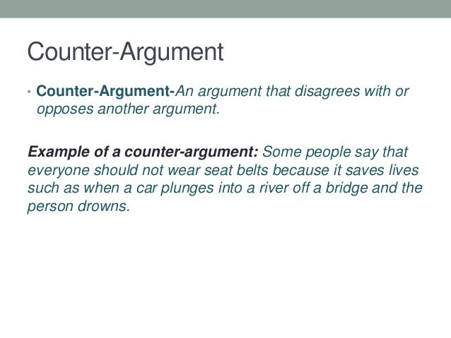 counter argument in essay Sentence starters elearning-sentence starters elearning-sentence starters summary this _____ is really about it happened just like this to summarize the (counter.