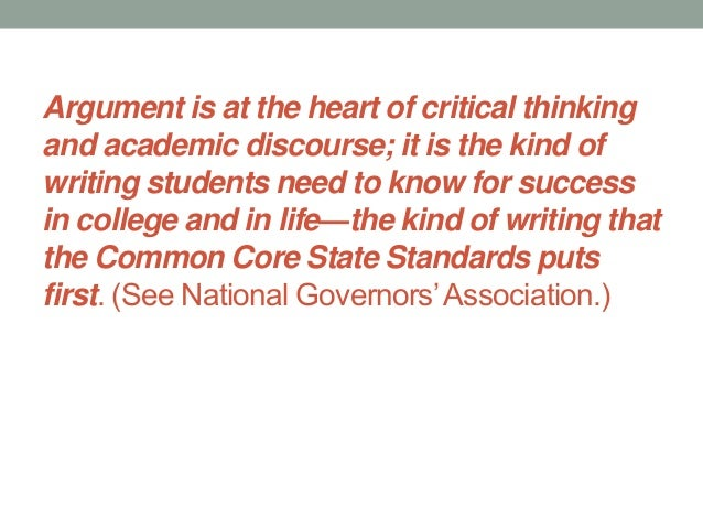 critical thinking for life common core There are a number of critical thinking skills a core set includes beyond these general critical-thinking is crucial to the success of our business and life.