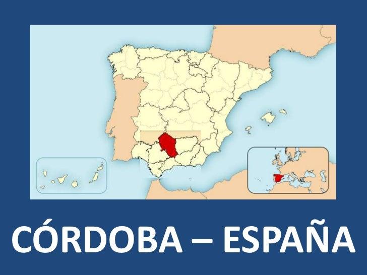 CÓRDOBA – ESPAÑA