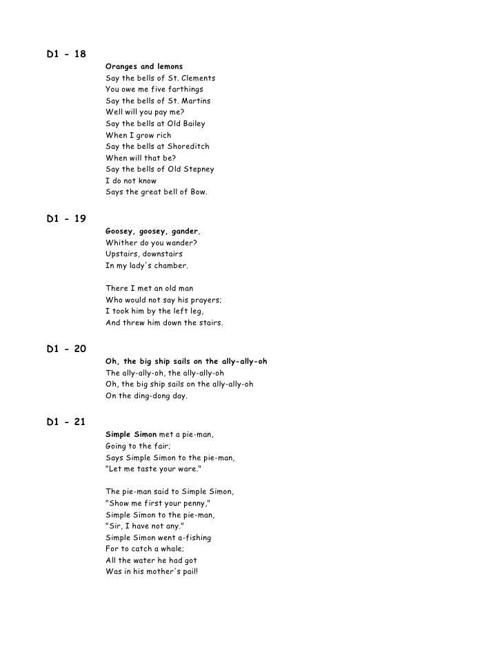 Lyrics for if i were a rich man