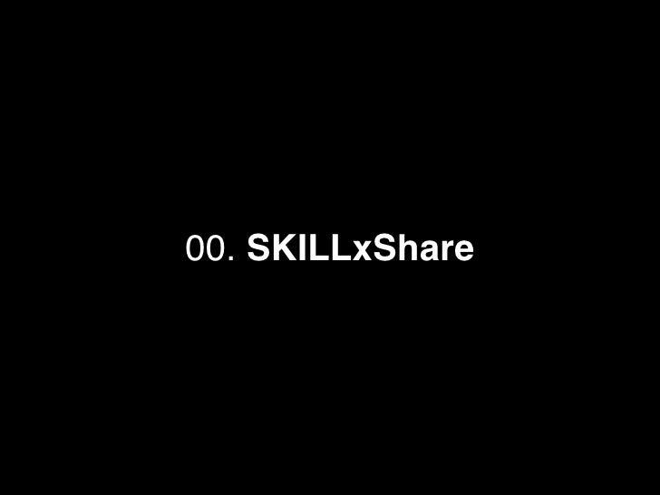 Geovation SKILLxShare
