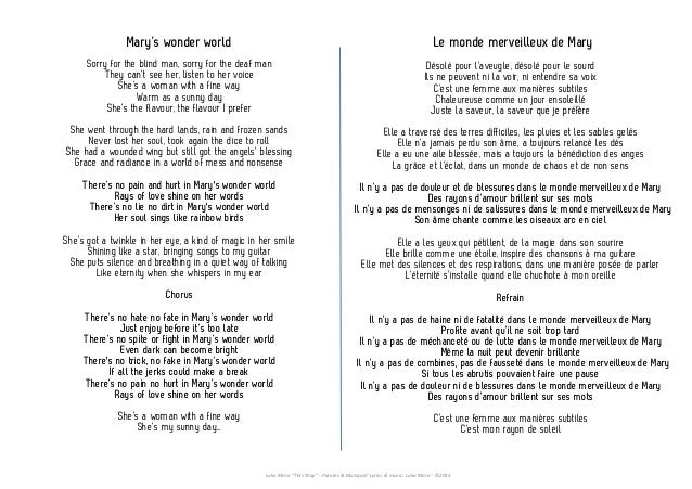 paroles de la chanson black horse and