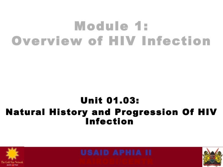 01.03 natural progression of hiv infection gsn