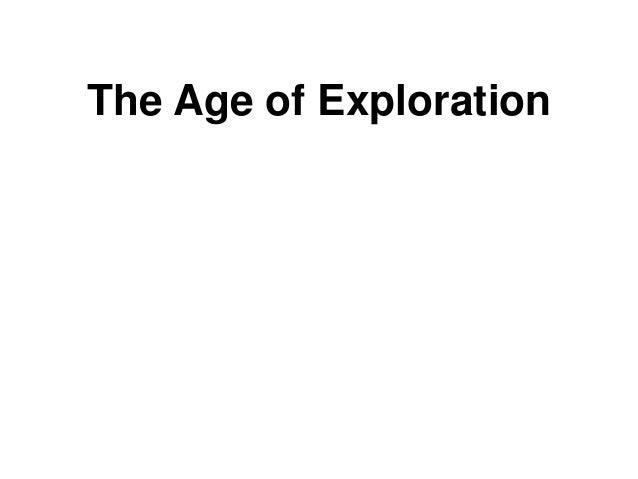 1/6/2014 Age of Exploration WH w/Ms. Venditto