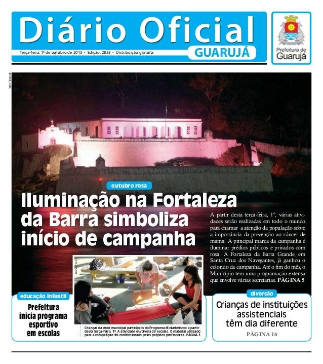 Diário Oficial de Guarujá