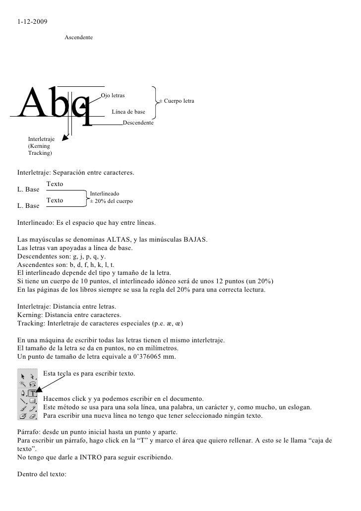 1-12-2009                     Ascendente     Abq                             Ojo letras                                   ...