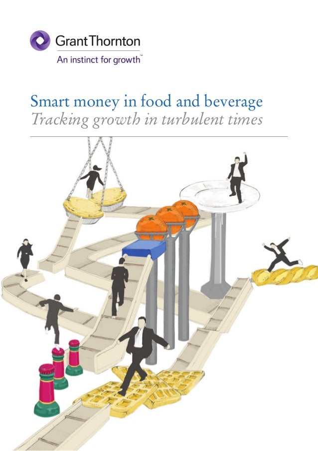 Smart money in food & beverage - Tracking growth in turbulent times