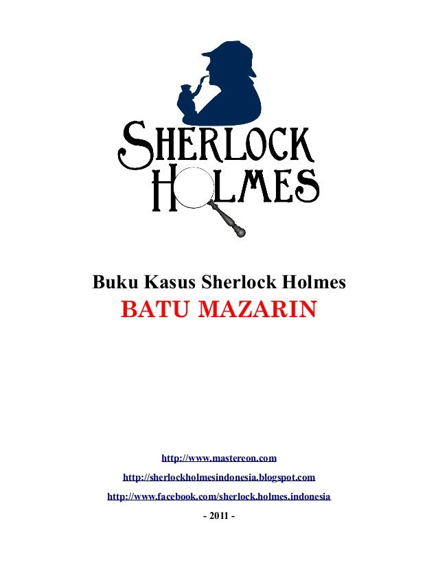Download gratis ebook Sherlock Holmes - Batu Mazarin JAR
