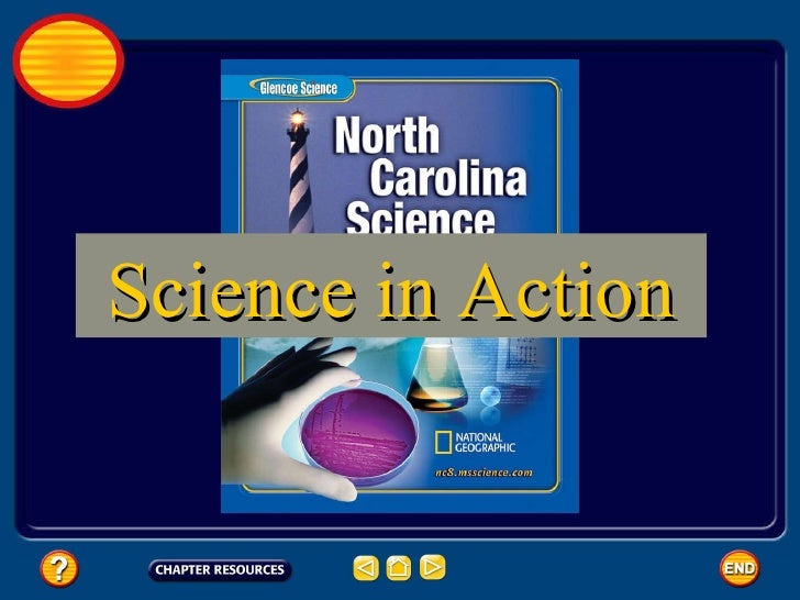 Chapter 1 S2: Science in Action