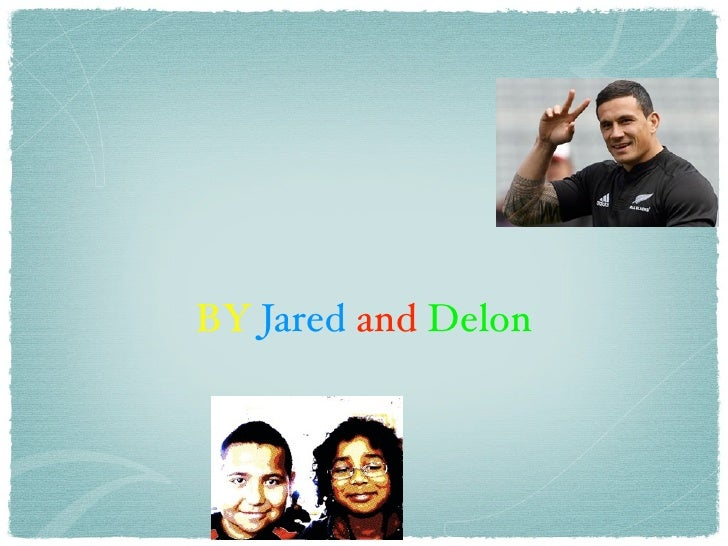 BY Jared and Delon