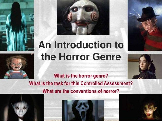 01. horror intro