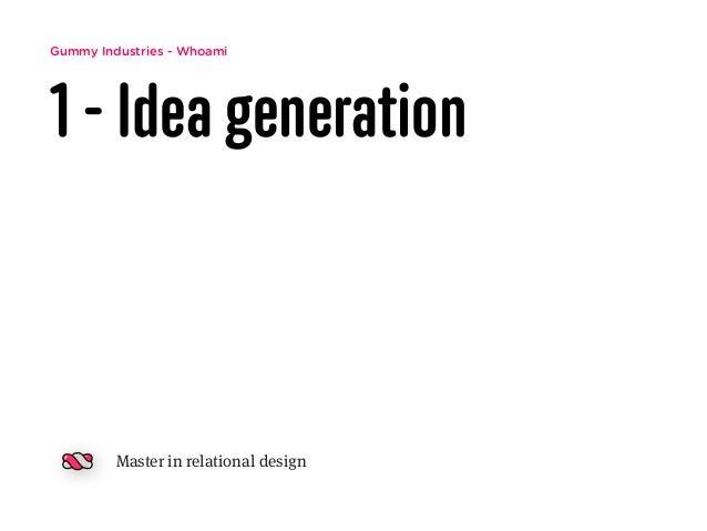 01 -  idea generation - Abadir