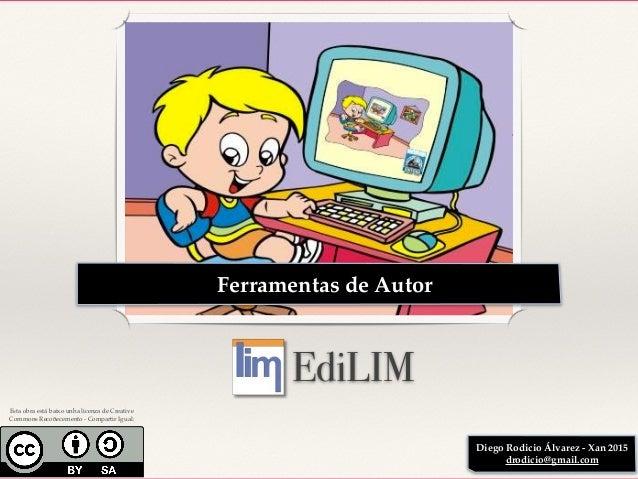 Manual - Tutorial de Edilim (Galego)