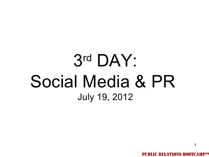 01.Key Trends in Social Media