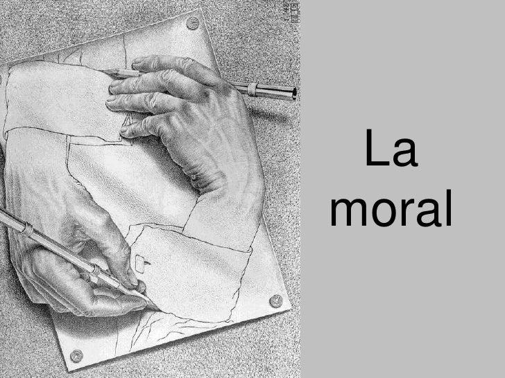 La moral