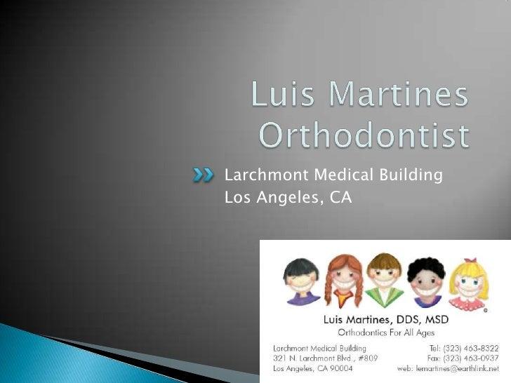 Larchmont Medical Building Los Angeles, CA