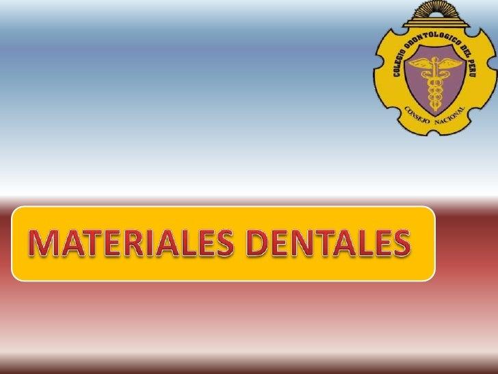 01 materiales dentales