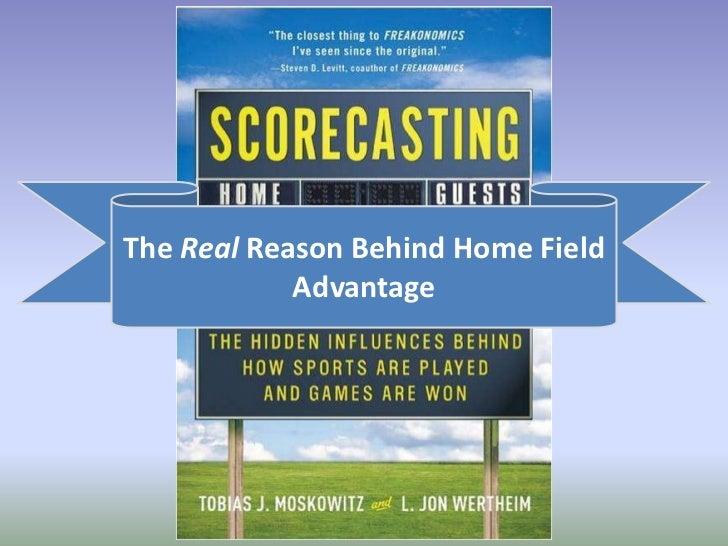 The RealReason Behind Home Field Advantage<br />