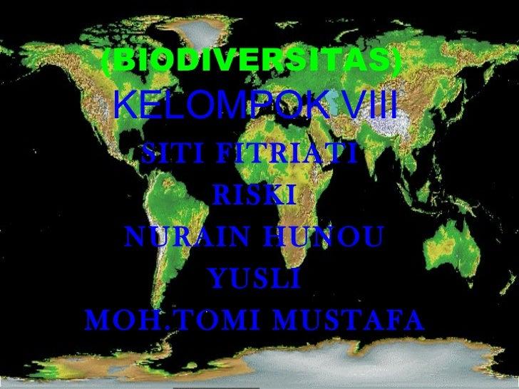 01 status keanekaragaman hayati indonesiaa