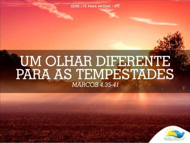 """""""Naquele dia, ao anoitecer, disse ele  aos seus discípulos: Vamos para o  outro lado... Deixando a multidão,  eles o levar..."""