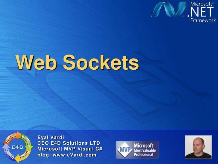 HTML 5  - Web Sockets