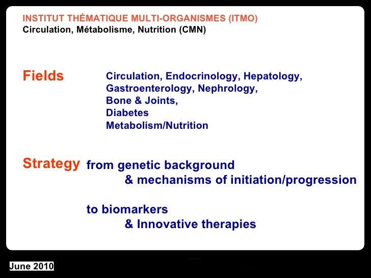 Circulation, Endocrinology, Hepatology,  Gastroenterology, Nephrology,  Bone & Joints,  Diabetes  Metabolism/Nutrition Jun...