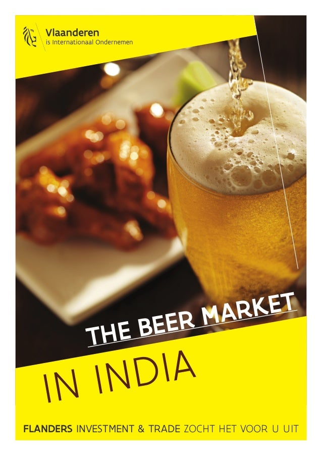 The Beer Market in India